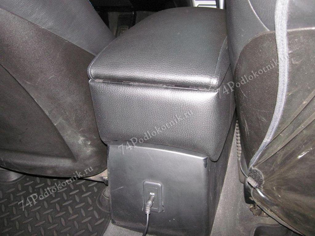 Подлокотник на БМВ X3