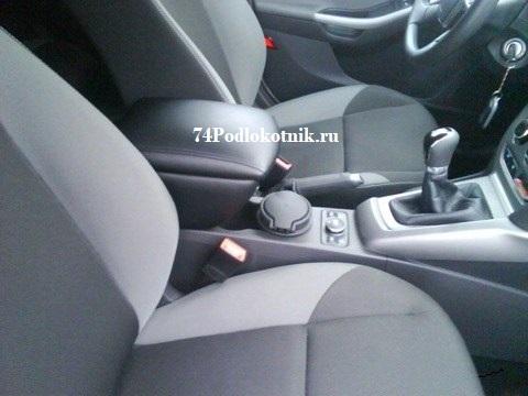 Подлокотник на Форд Фокус 3 Рестайлинг
